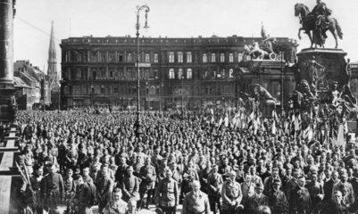 Berlin  VIII Stahlhelmtag 1922