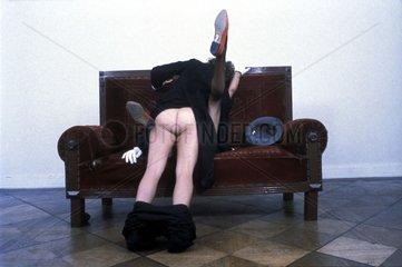 Sex auf Sofa
