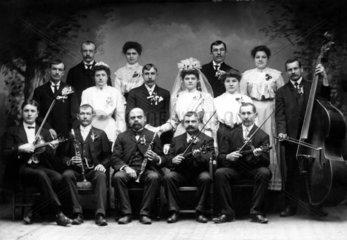 Hochzeit Orchester