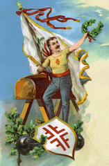 Turner  Postkarte  1903