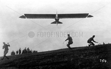 Flugversuch  1920