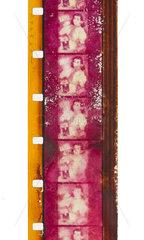 alter Farbfilm  Rotstich  1959