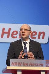 André Stinka  Generalsekretaer der NRW SPD