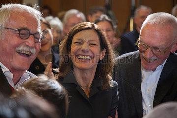KRECHEL  Ursula - Deutscher Buchpreis 2012