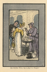 Any earthen ware; buy a jug or a tea-pot?