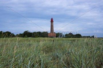 Fluegger Leuchtturm  Insel Fehmarn  Ostsee  Kreis Ostholstein  Schleswig-Holstein  Deutschland  Europa