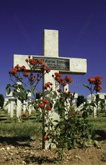 Verdun  Douaumont  franzoesische nationale Grabstaette fuer die Gefallenen der Schlacht um Verdun im ersten Weltkrieg
