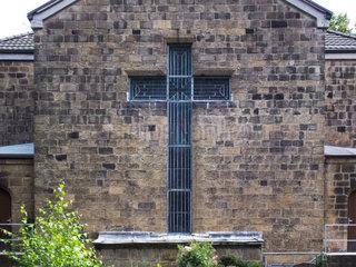 evangelische Kirche Crange