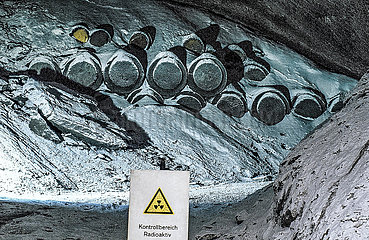 Atomare Entsorgung