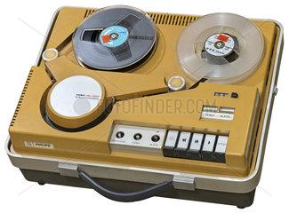 einer der ersten Videorecorder  Philips LDL-1000  1969