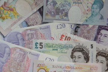 Englische Pfund