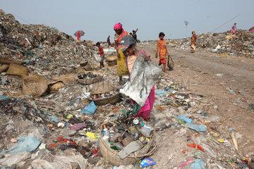 Matuail Dump Yard