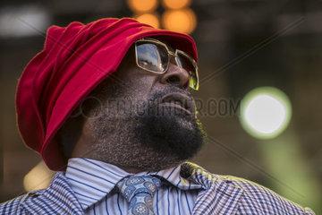 George Clinton amp Parliament Funkadelic bei Pori Jazz 2014