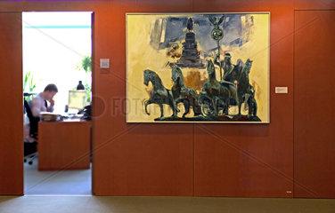 Kunst im Bundeskanzleramt