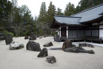 Koya-San  Japan