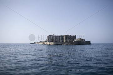 Battleship Island Hashima  Nagasaki