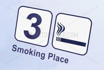 Smoking Allowed Third Class