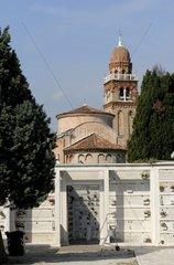 Friedhof von Venedig  il Cimitero