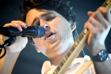 Vampire Weekend 2 Konzert 03.07.2013