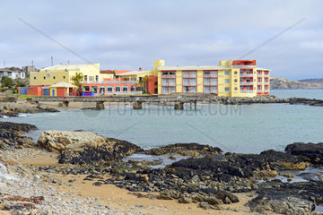 4 Sterne Hotel The Nest in Luederitz  Namibia  Afrika