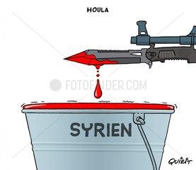 Houla Massaker