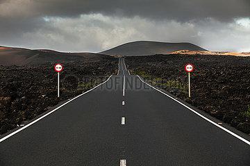 Road - Lanzarote