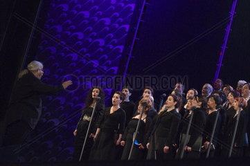 ocheneroeffnung 2014  Mixed Choir of Bulgarien National Radio
