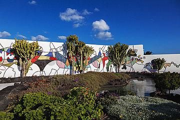 Foundation Cesar Manrique - Lanzarote