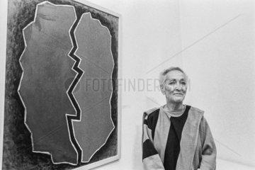 OPPENHEIM  Meret - Portrait of the artist