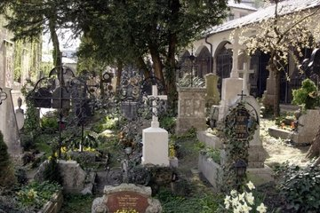 Friedhof St. Peter Salzburg