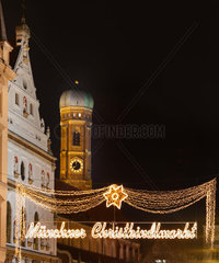 The Munich markets are breathtakingly beautiful with fairy lights lining the streets and illuminated Christmas trees and stars dotted around the marketplace