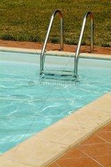 Poolside Ladder