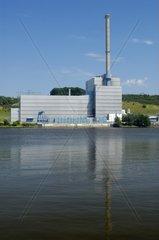 AKW Kruemmel in Schleswig-Holstein