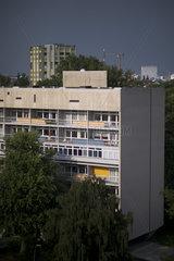 Hansaviertel in Berlin-Tiergarten