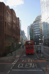 Londoner Glasfassaden