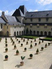 Fontevraud Abbey  France