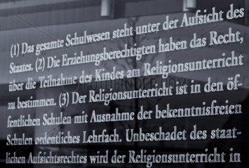 Artikel des Deutschen Grundgesetzes