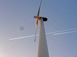 Growian  Windkraftanlage