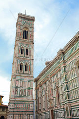 Bell Tower of the Basilica di Santa Maria del Fiore and Giotto's Campanile