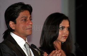 Pressekonferenz Om Shanti Om  Premiere London 2008