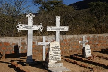 Deutscher Friedhof  Namibia