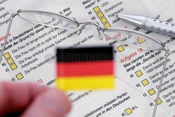 Deutscher Einbuergerungstest