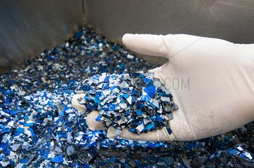Recycling seltener Erden