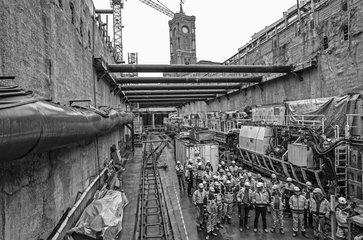 Tunnelbau U 5