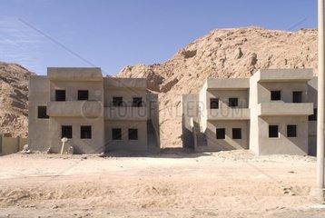 Rohbauten  Sinai  ssgypten
