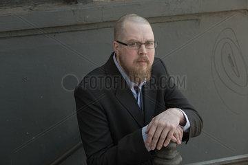 KYRO  Tuomas - Portrait of the writer