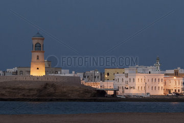 Al-Ayjah Lighthouse  Sur  Oman