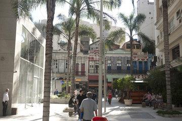 Rio de Janeiro Zentrum Stadtlandschaft
