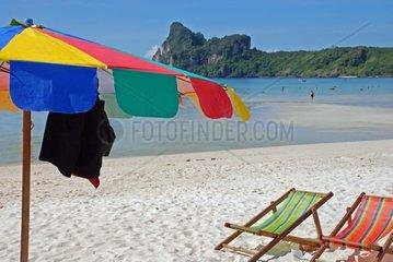 Kho Phi Phi  Thailand  Asien