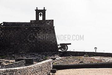 Castillo de San Gabriel - Arrecife  Lanzarote